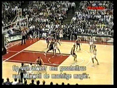 Top 10 NBA 1994 1995 Vol 8