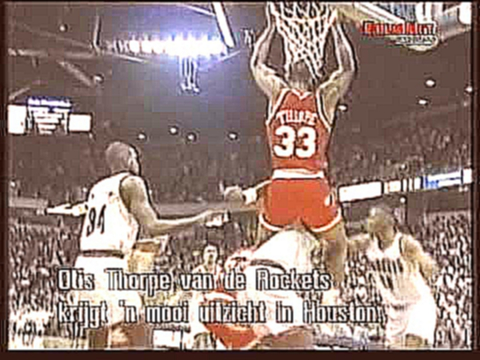 Top 10 NBA 1993 1994 Vol 16