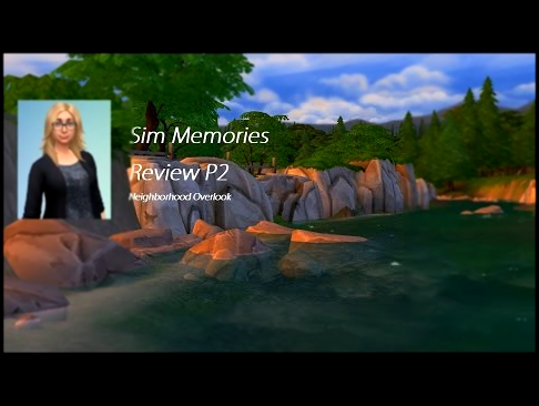 Sims 4 Review Part 2 Neighborhood overview and gameplay!