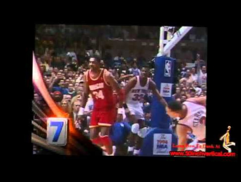 Watch Top 10 Plays from the 1994 NBA Finals